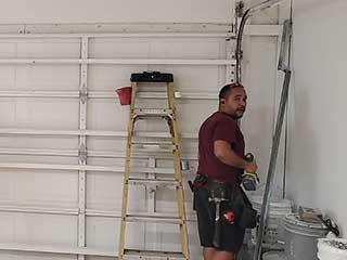 Broken Spring Repair Services Garage Door Repair Belleville Nj